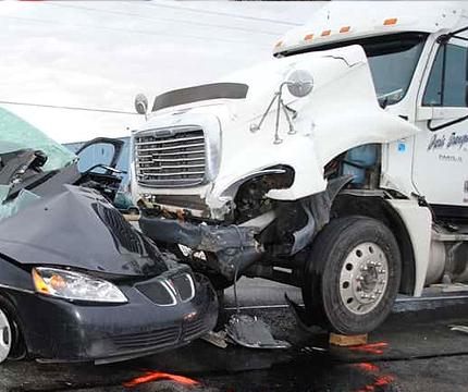 Vehicle Accidents - DeVille Law Group