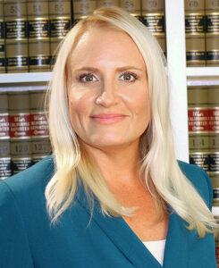 Jessica DeVille, Personal Injury Attorney