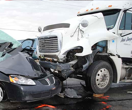 Vehicle Accidents - DeVille Law Group